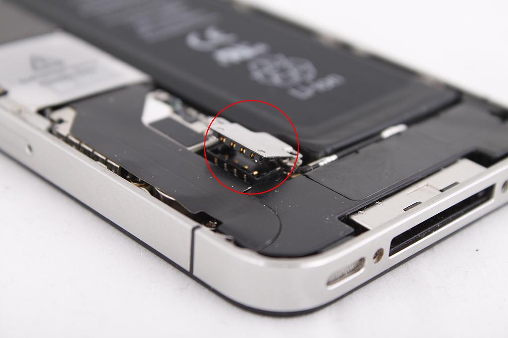ремонт дисплея айфона 4s