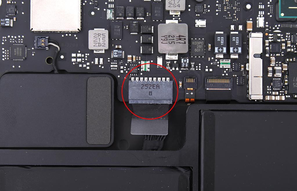 MacBook Air 13 cooler replacement