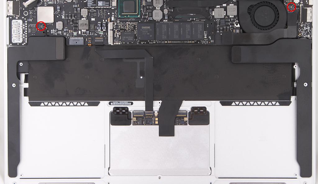 платы MacBook Air 13
