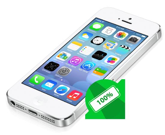 стоимость замены акб iphone 5s