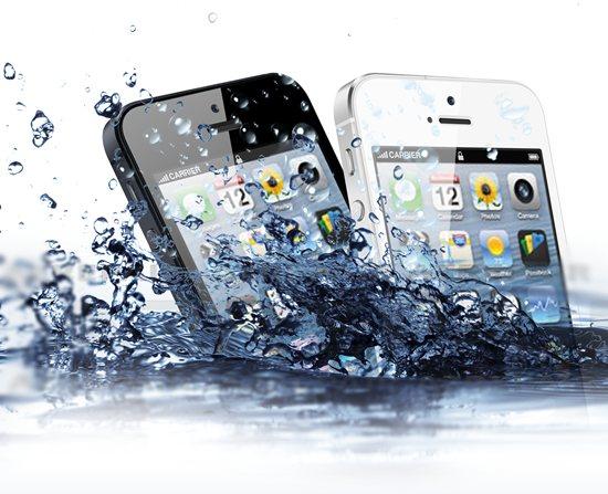 ремонт утопленного айфона 5s