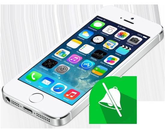 замена звуков iphone