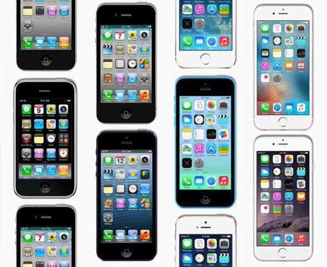 e7130040 iPhone: модельный ряд, отличительные особенности, характеристики.