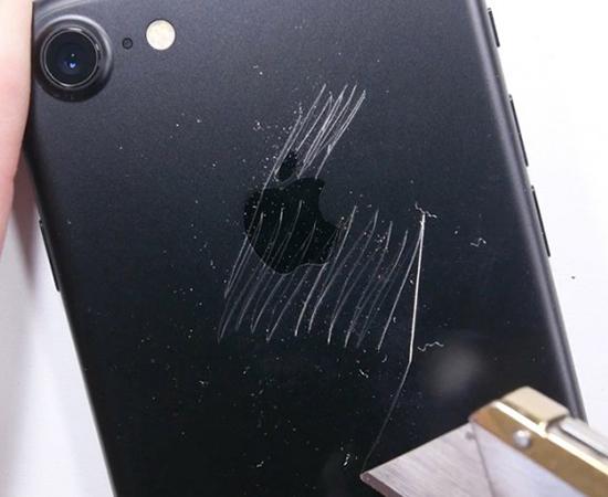 Из чего сделан iPhone 7. Корпус и цвета Айфона 7