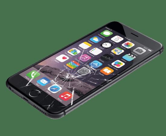 сколько стоит замена стекла на iphone 6s plus