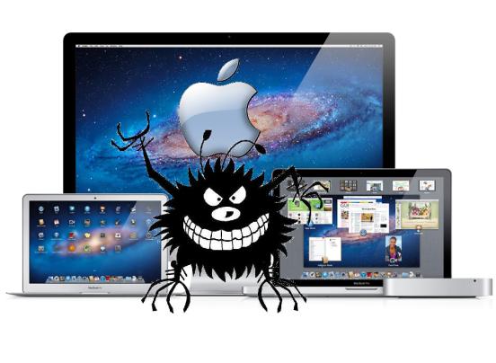 есть ли вирусы на Macbook, iMac