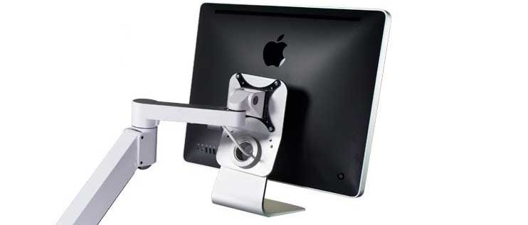 Крепление iMac: механизм и принцип работы