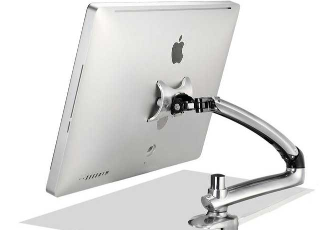 iMac 2012 года (в тонком Slim-корпусе) и внешние переходники