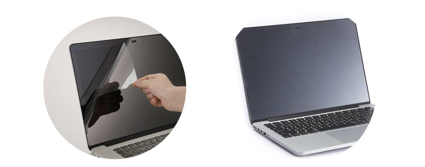 Защищает ли пленка экран MacBook