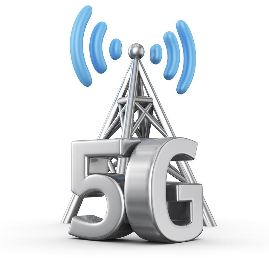Apple будет работать над 5G сетями