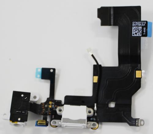 замена зарядного гнезда на iphone 5