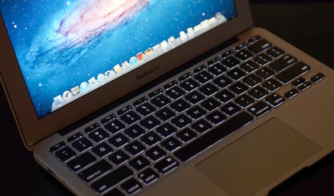 Не работает клавиатура Макбук Air