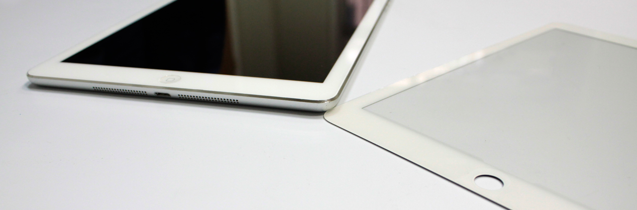 Замена стекла iPad Air Retina
