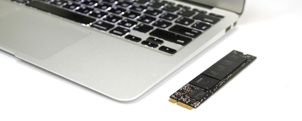 SSD MacBook Air A1465