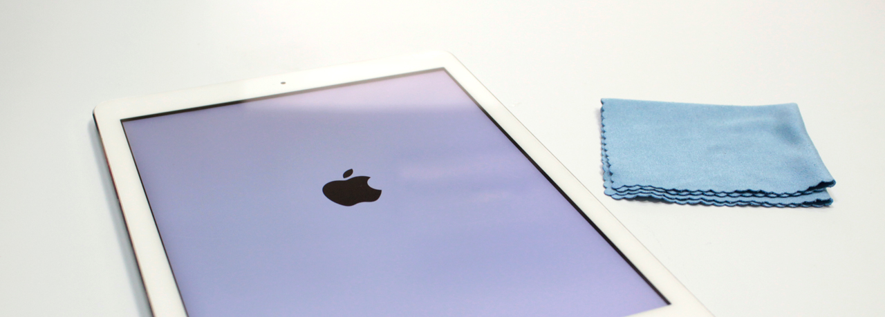 Не включается iPad Air
