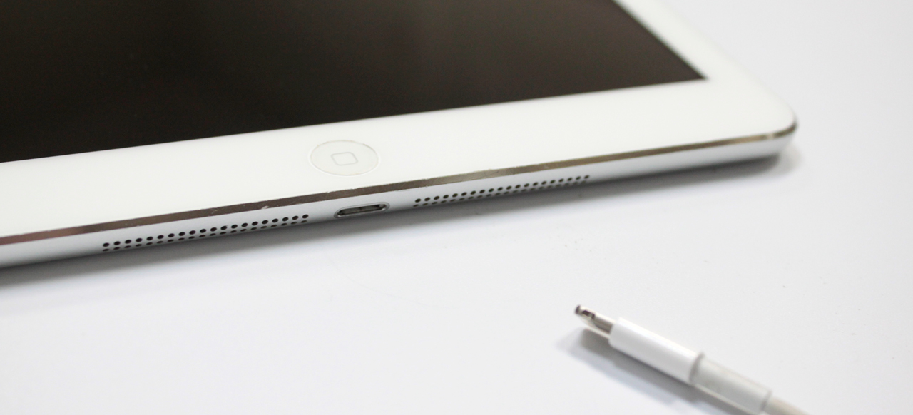 Не загружается iPad Air