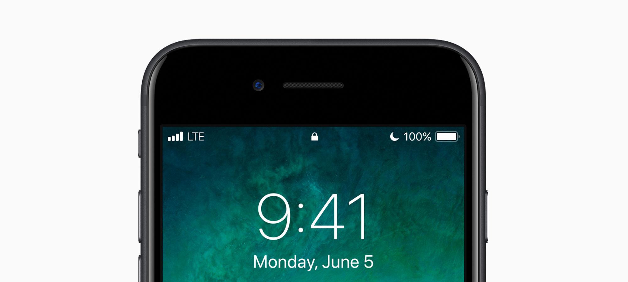 Не работает LTE на iPhone 8