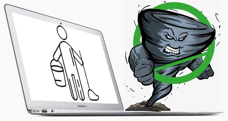 как почистить macbook air