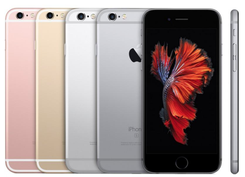 iPhone 6 Plus цветной корпус