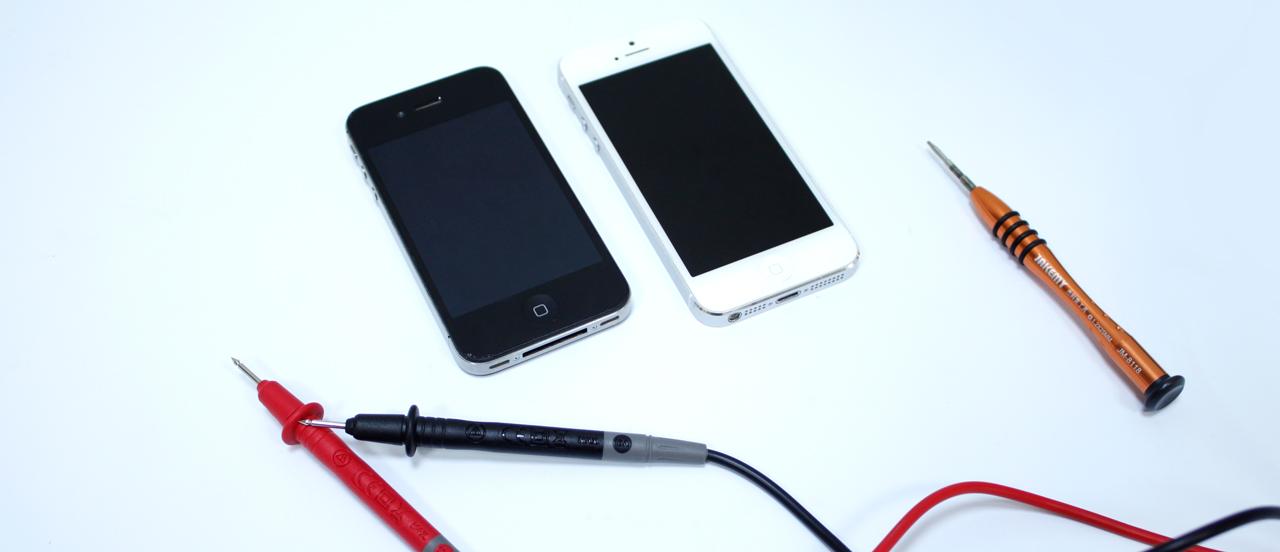 Как самому сделать диагностику айфона