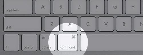 Горячие клавиши Macbook