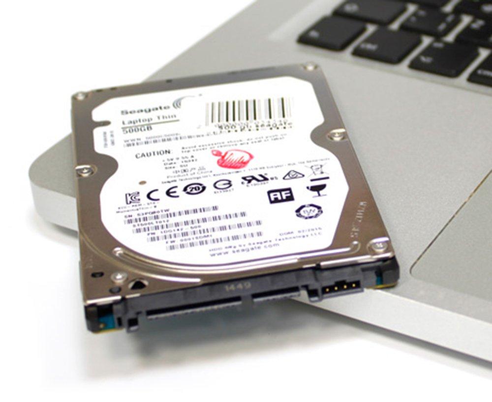 Замена жесткого диска на SSD в макбук