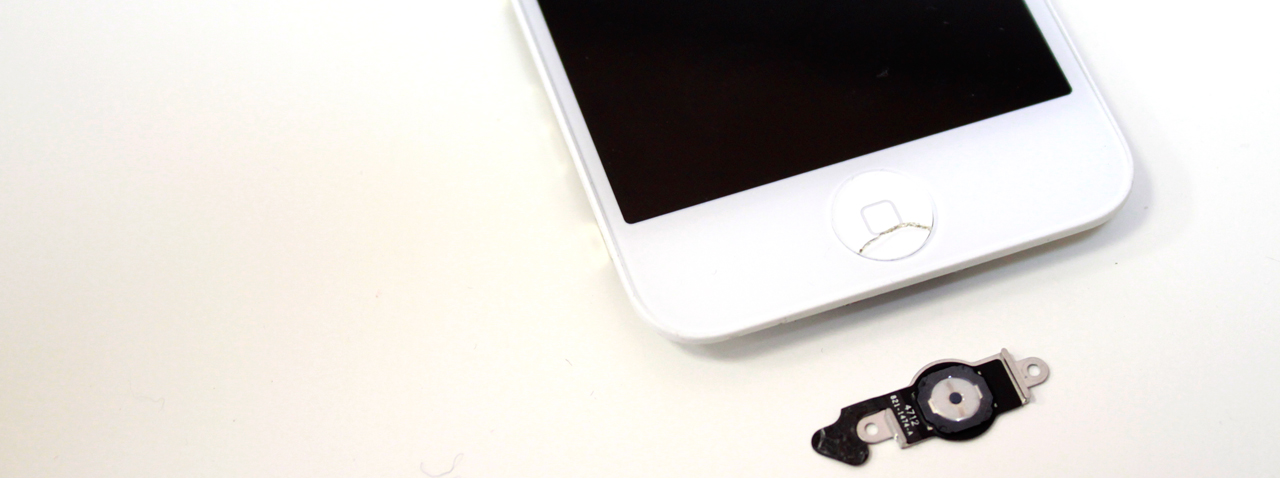 Замена кнопки Home iPhone 5