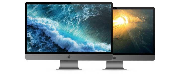 Замена дисплея iMac Pro