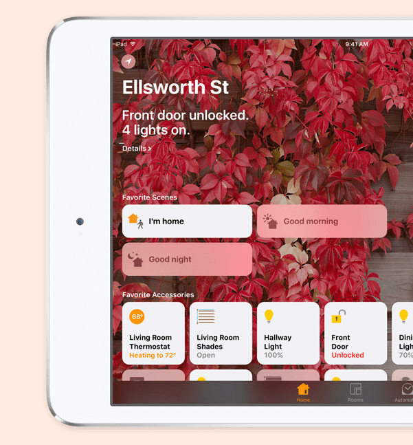 ios 10 home - homekit