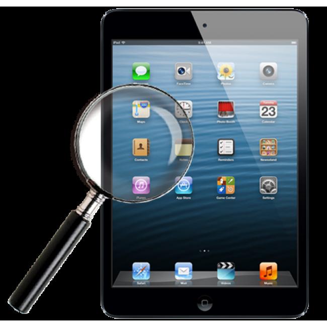 Бесплатная диагностика iPad
