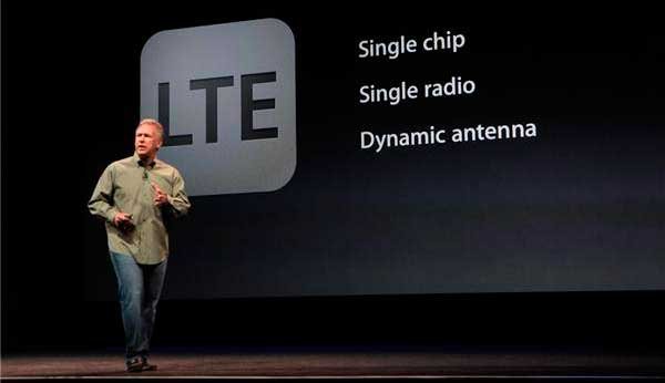 Не работает LTE на iPhone 7