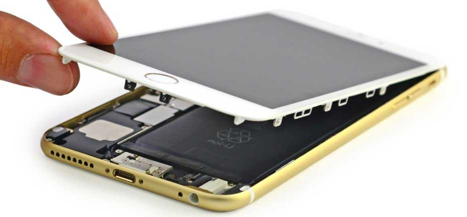 Восстановление цепи питания iPhone 6