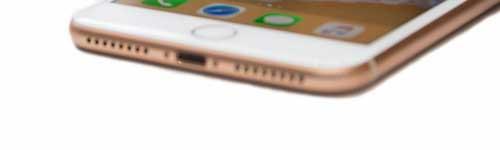Ремонт разъема зарядки iPhone 8 Plus