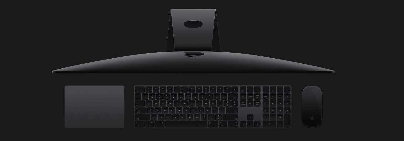 Ремонт корпуса iMac Pro