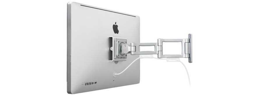 Крепление iMac на стену