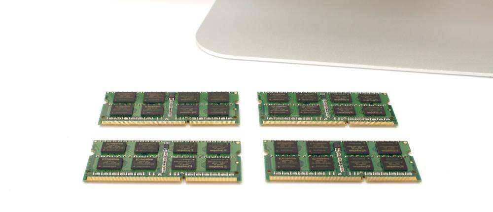Оперативная память iMac 21,5