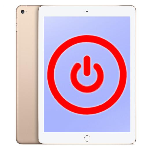 Не работает iPad Air 2