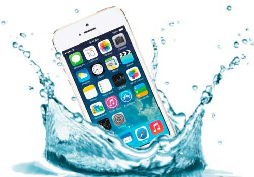 Чистка iPhone 6 после воды