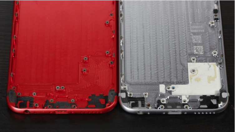 how to distinguish the original iphone 6 case