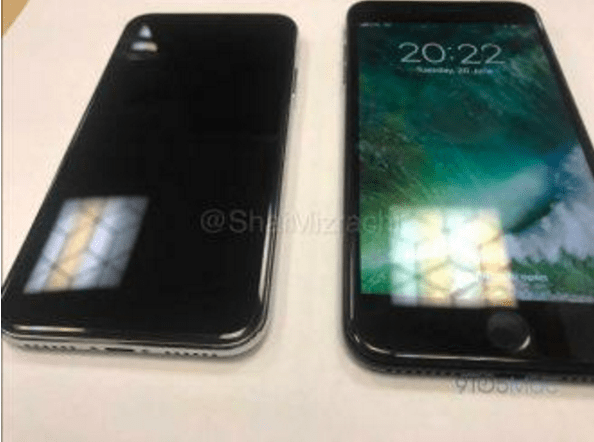 Сравнение iPhone 7 с iPhone 8