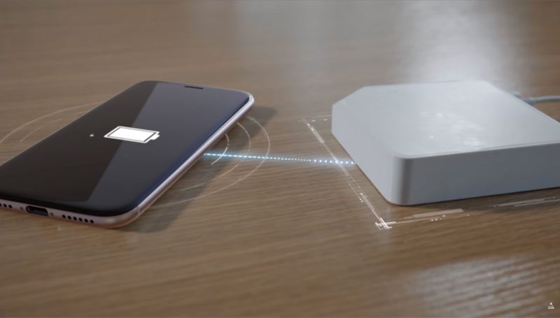 iPhone 8 беспроводная зарядка