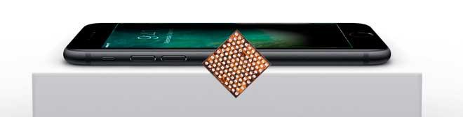 Замена контроллера тачскрина, дисплея, подсветки (драйвер подсветки) iPhone 7