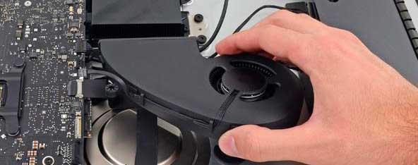 Восстановление крепежной системы iMac
