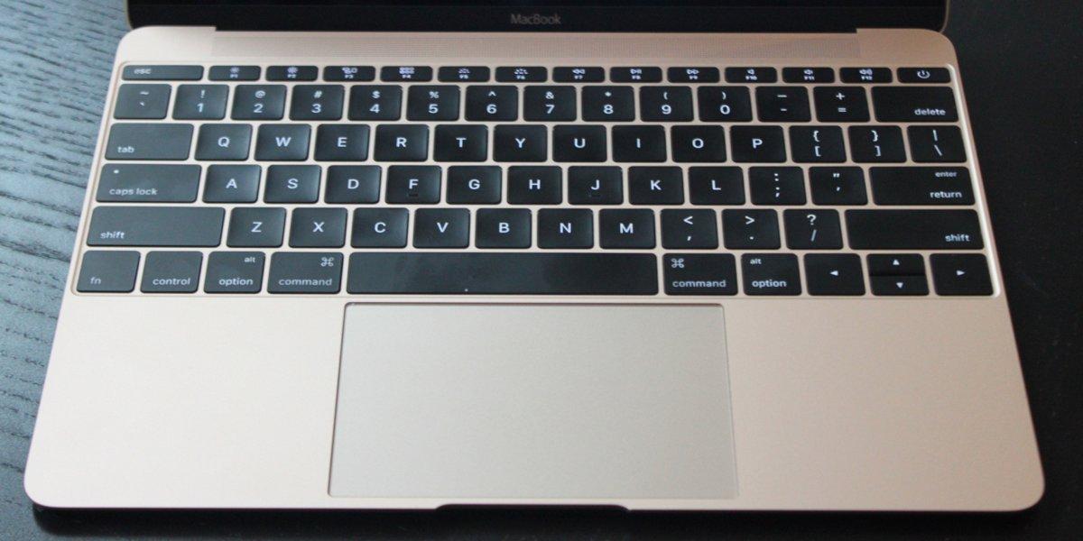 Не работает клавиатура MacBook