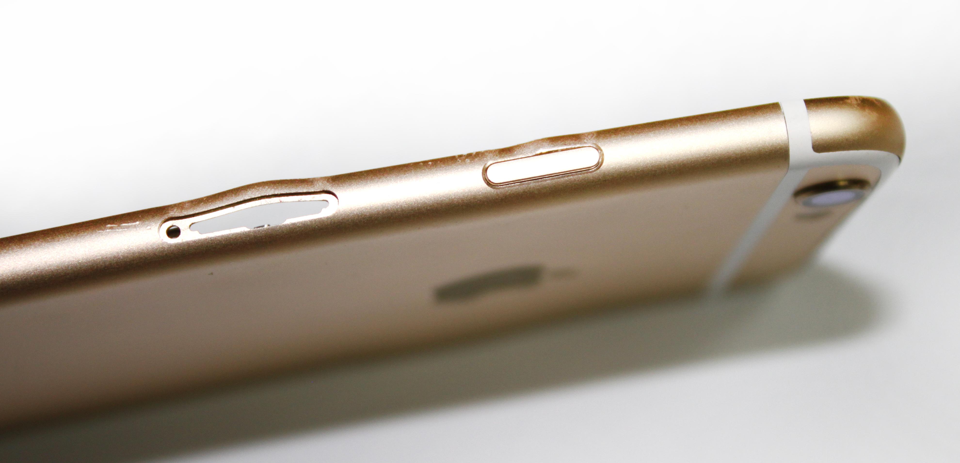 Ремонт корпуса iPhone 6