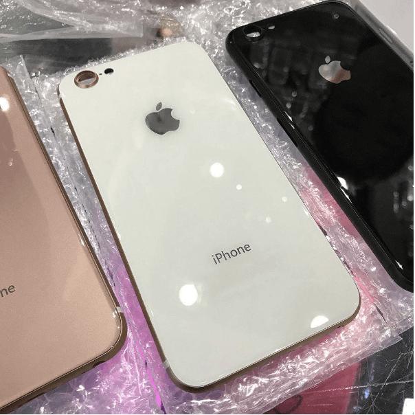 Корпус в стиле iPhone 8