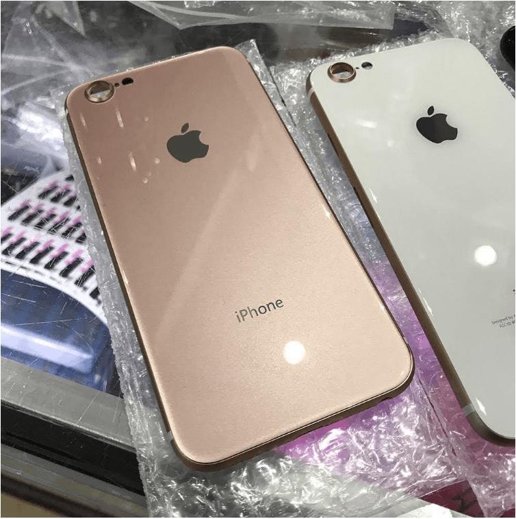 корпус iPhone 6s в стиле iPhone 8