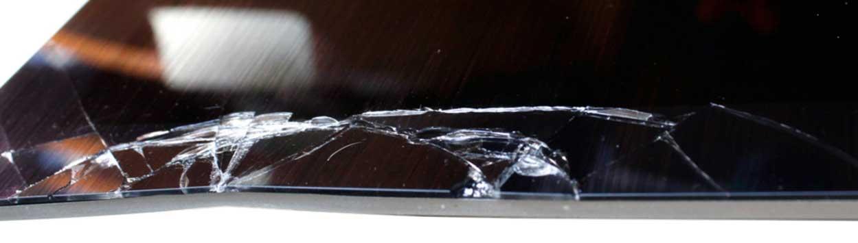 Замена матрицы и защитного стекла на iMac