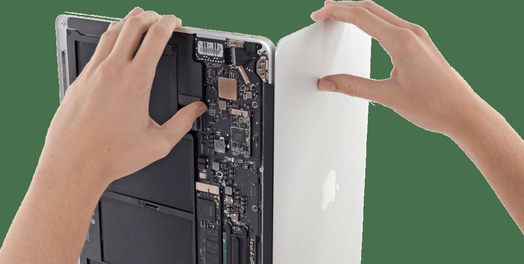 Диагностика MacBook Air