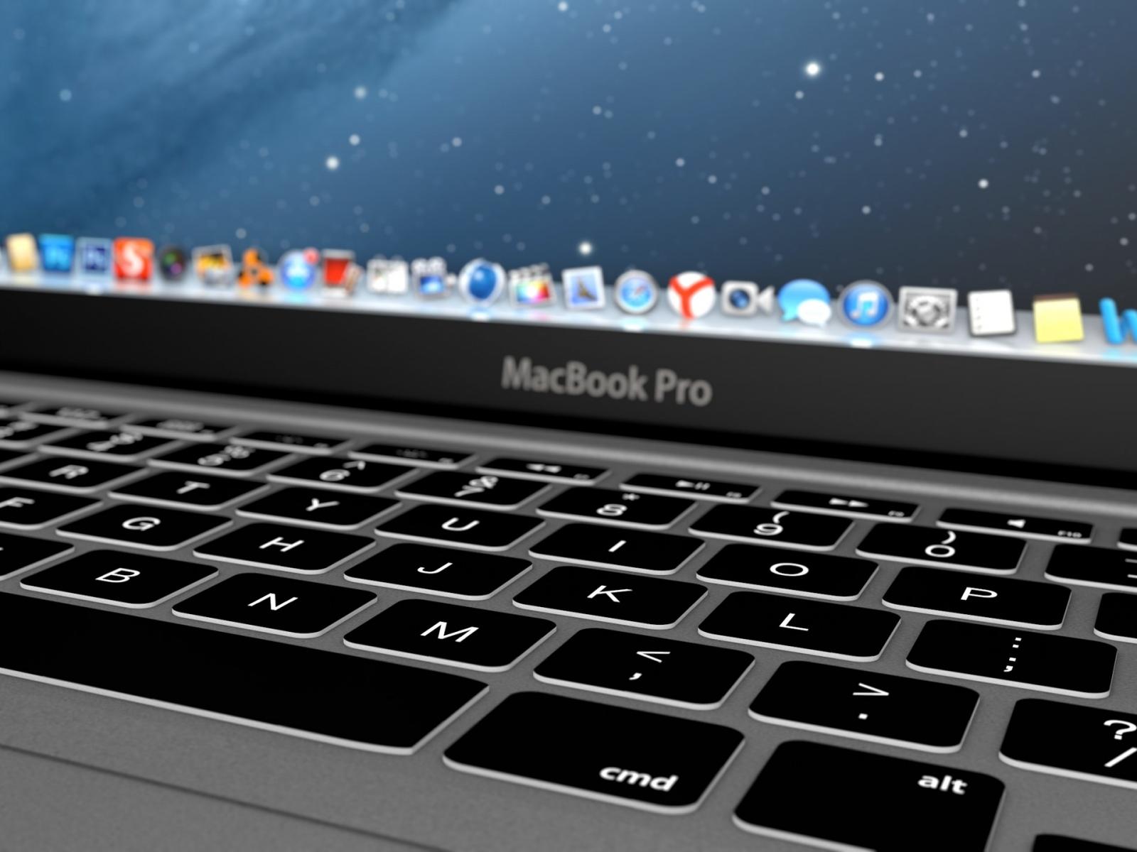 Ремонт клавиатуры MacBook Pro
